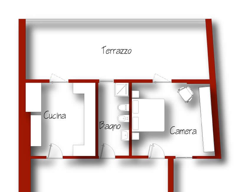 Tenere al caldo in casa 07 10 14 for Progettare camera da letto 3d