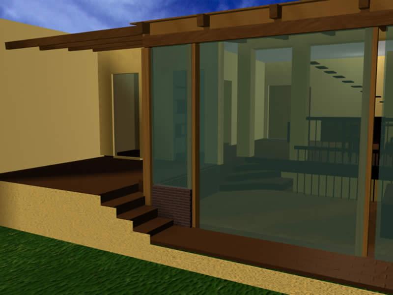 Ingrandire il soggiorno sala da pranzo for Sala da pranzo veranda