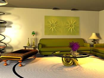 soggiorno classico