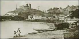 Porto di Salvador (BA) - Brasile