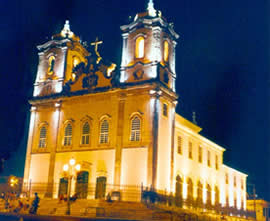 Chiesa do Senior do Bonfim (BA)