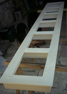 stuccatura
