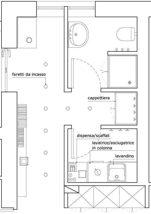 consigli pratici per progettare il bagno - Misure Lavandino Bagno