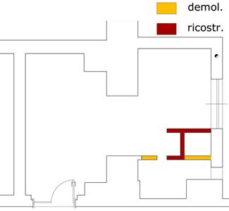 progetto - demolizioni/ricostruzioni