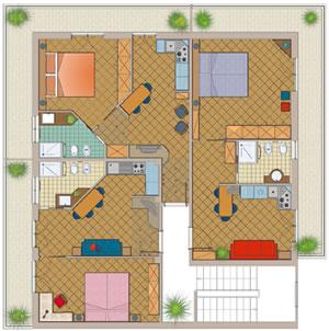 Un progetto per te for Progetto arredo casa on line
